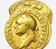 römische Goldmünzen