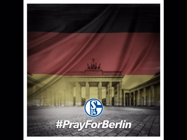 PrayForBerlin
