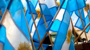 Flaggen Argentinien