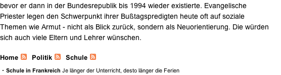 Buss- und Stresstag Johann Osel SZ